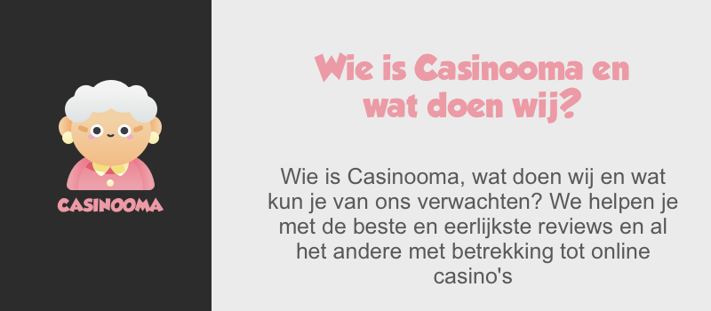 Over ons - Casinooma